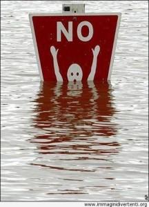 no-annegamento